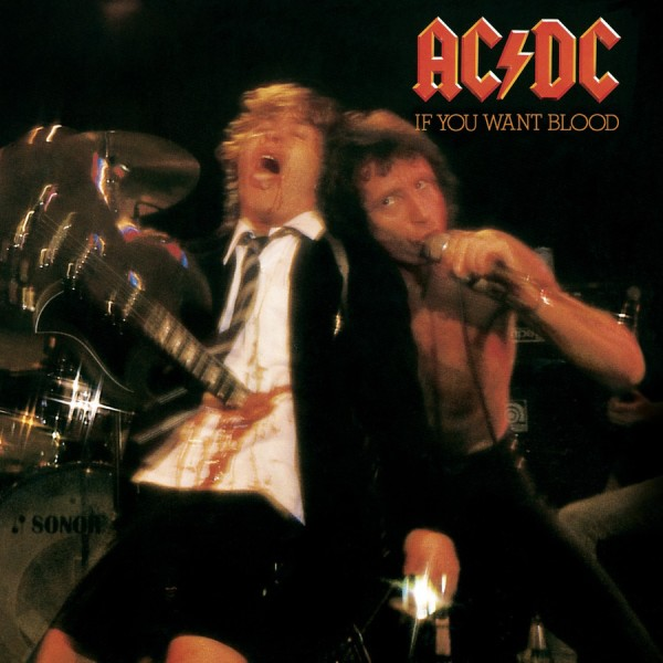 ACDC If You Want Blood Cork Ireland Vinyl Record LP Shop