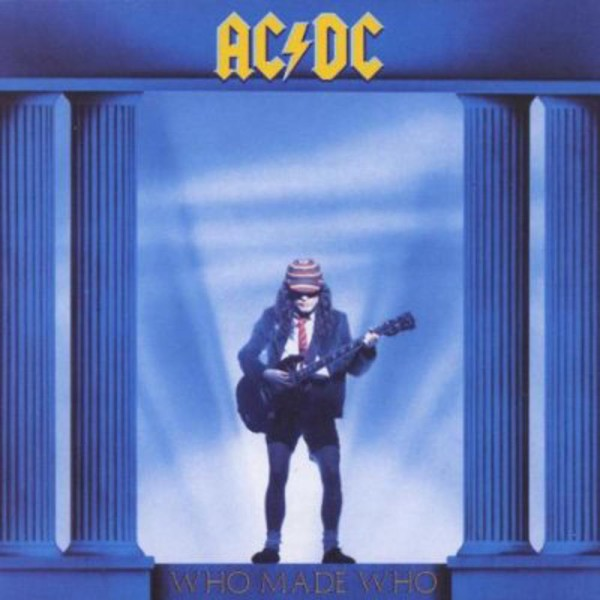 ACDC Who Made Who Cork Ireland Vinyl Record LP Shop