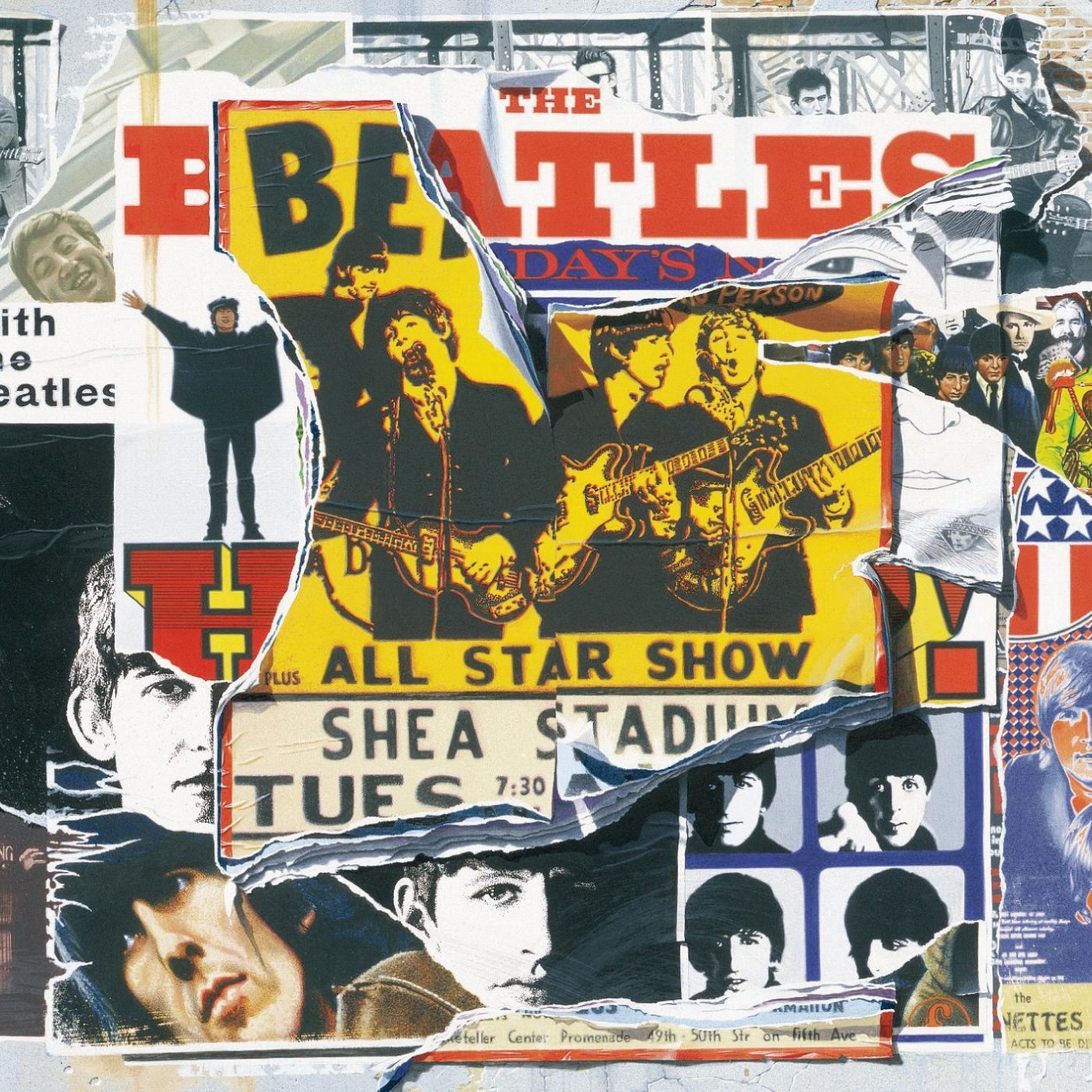The Beatles – Anthology 2 | MusicZone | Vinyl Records Cork | Vinyl ...
