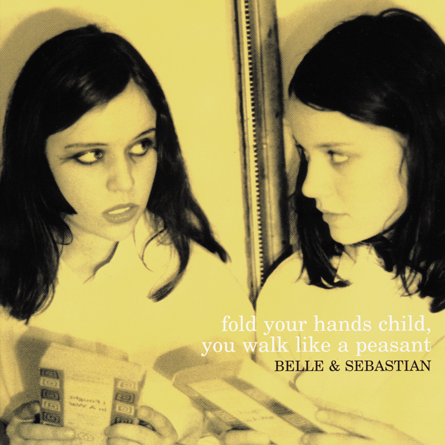 Belle and Sebastion Fold Your Hands Cork Ireland Vinyl Record LP Shop