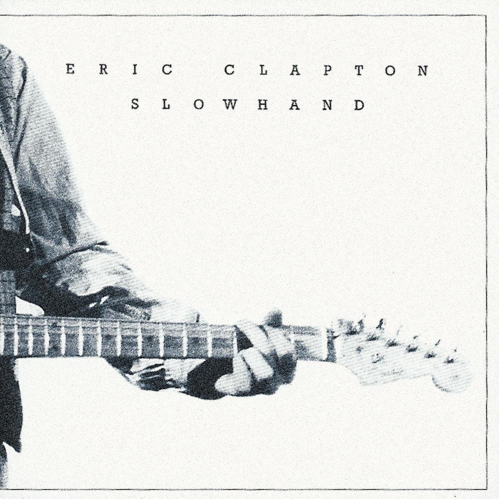 Eric Clapton Slowhand Vinyl Record