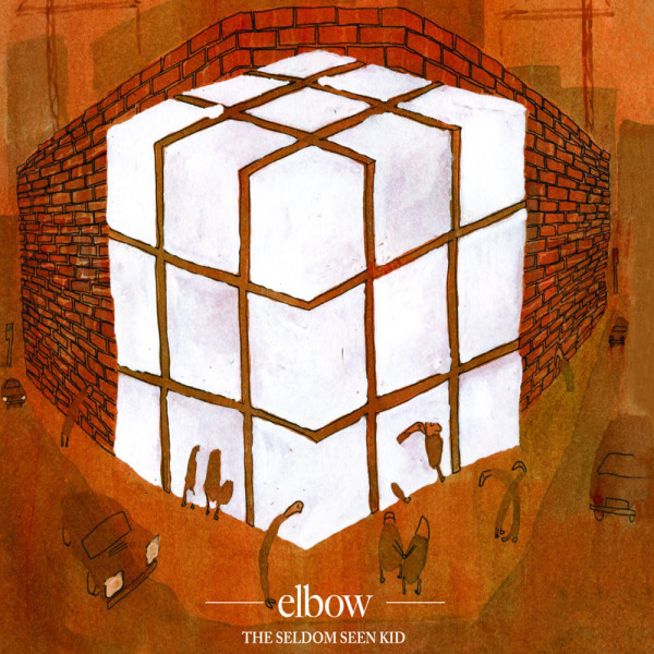 Elbow Seldom Seen Kid Vinyl Record, Music Zone – Cork, Ireland