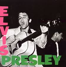 Elvis Presley Self Titled Debut Vinyl Record, Music Zone - Cork, Ireland