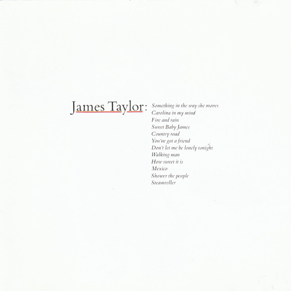 James Taylor GH