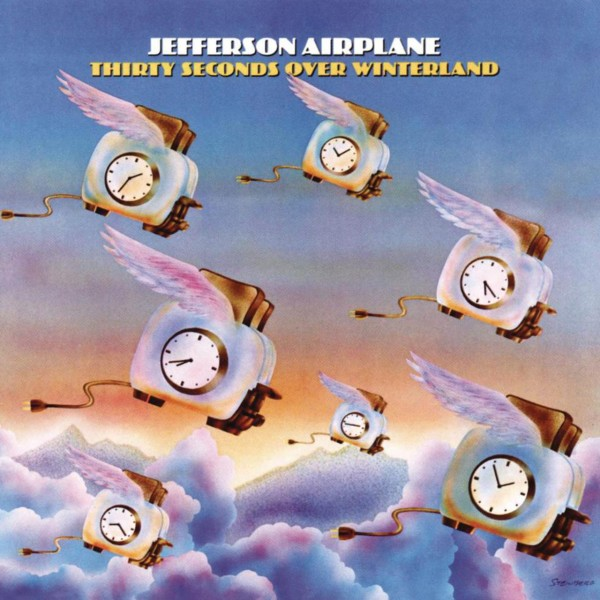 Jefferson Airplane – Thirty Seconds Over Winterland
