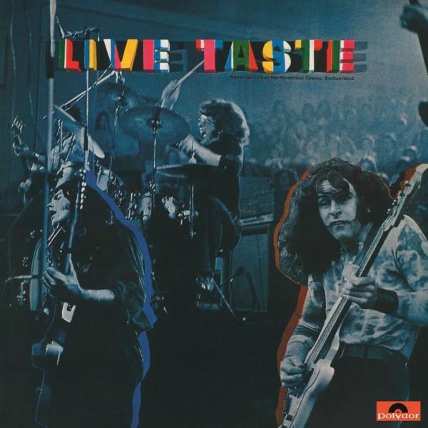Taste – Live Taste