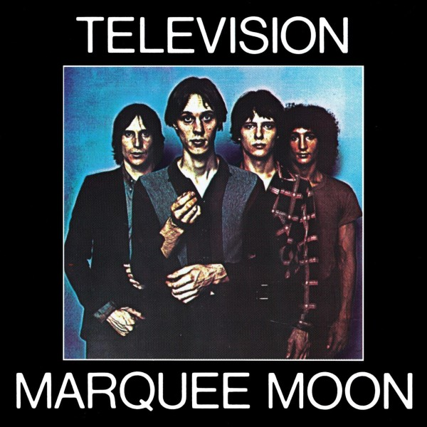 Television – Marquee Moon (Ltd Edition White Vinyl)