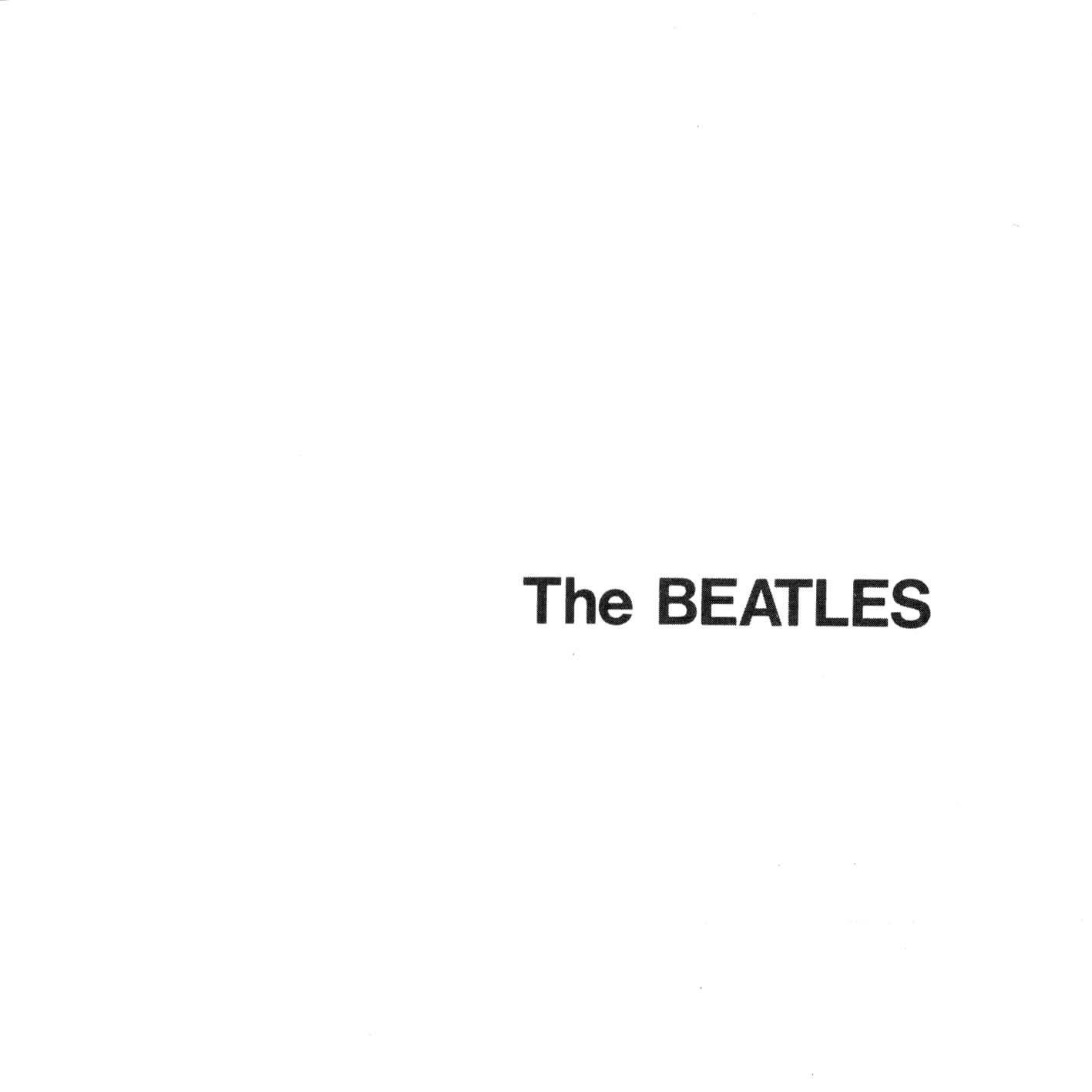The Beatles White Album Musiczone Vinyl Records Cork