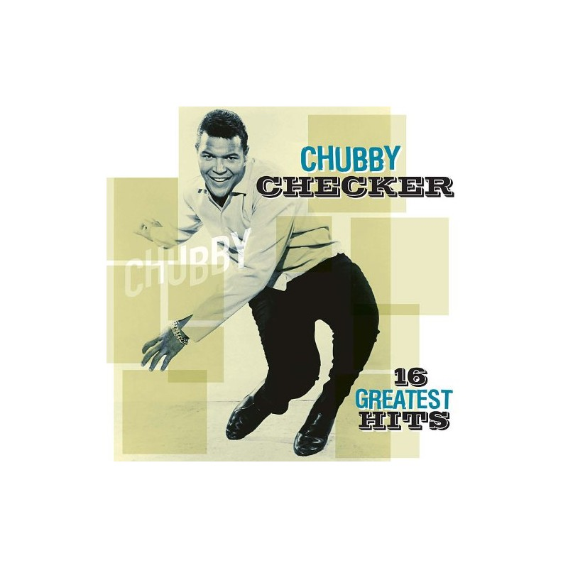 Chubby Checker 16 Greatest Hits Musiczone Vinyl