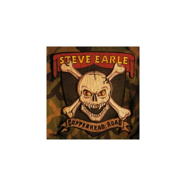 Steve Earle  – Copperhead Road