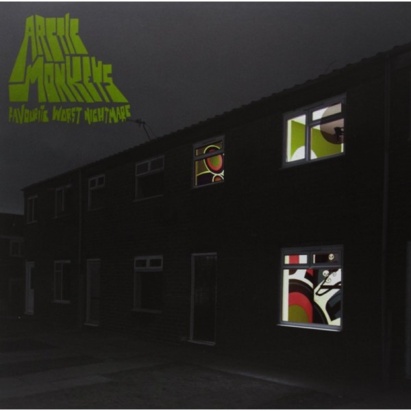 Arctic Monkeys – Favourite Worst Nightmare