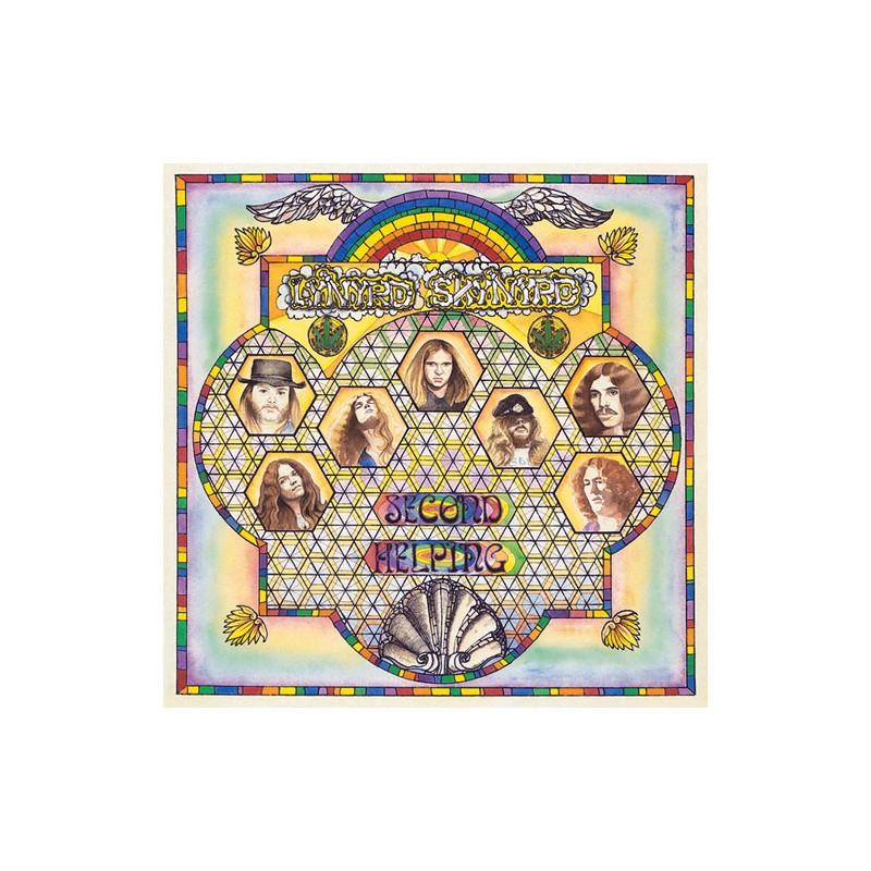Lynyrd Skynyrd Second Helping Musiczone Vinyl