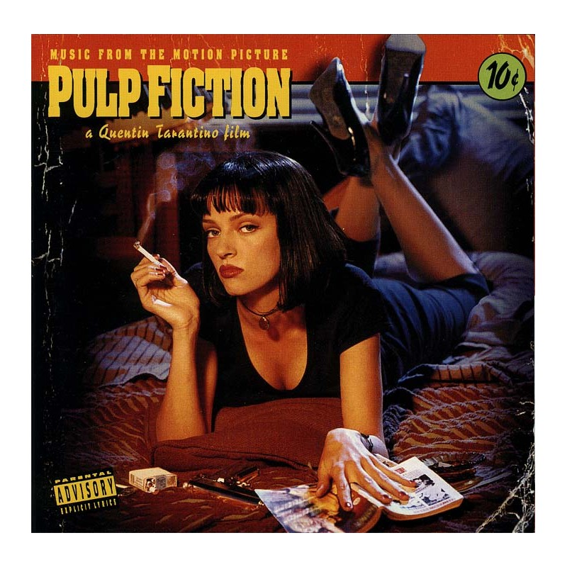 Image result for pulp fiction soundtrack