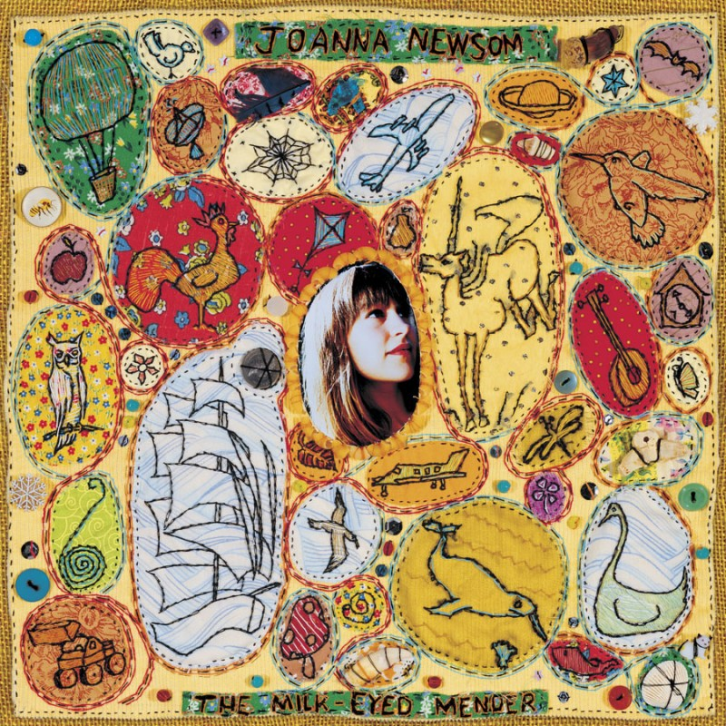 Joanna Newsom - The Milk-Eyed Mender