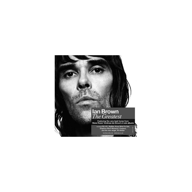 Ian Brown - Greatest Hits