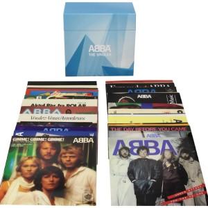 Abba Singles Vinyl Record Cork Ireland LP