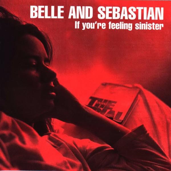 Belle and Sebastion If Youre Feeling Sinister Cork Ireland Vinyl Record LP Shop
