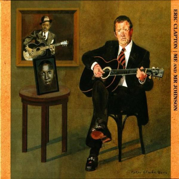 Eric Clapton Me And Mr Johnson