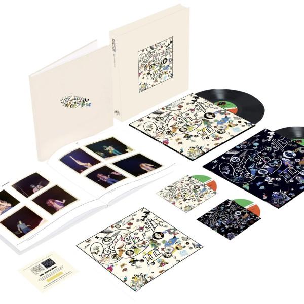 Led Zeppelin – Led Zeppelin 3 Set