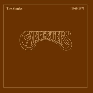 Carpenters Singles Vinyl Record LP