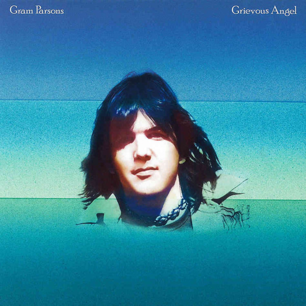 Gram Parsons – Grievious Angel  Vinyl Record Shop, Music Zone, Cork, Ireland