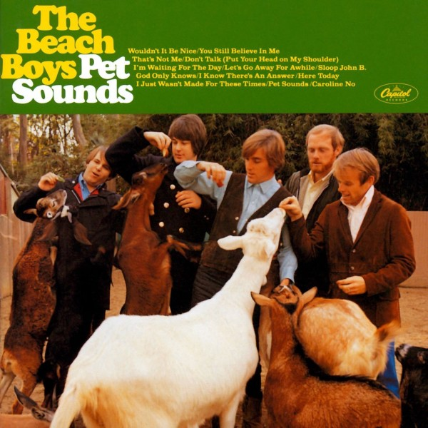 The Beach Boys – Pet Sounds