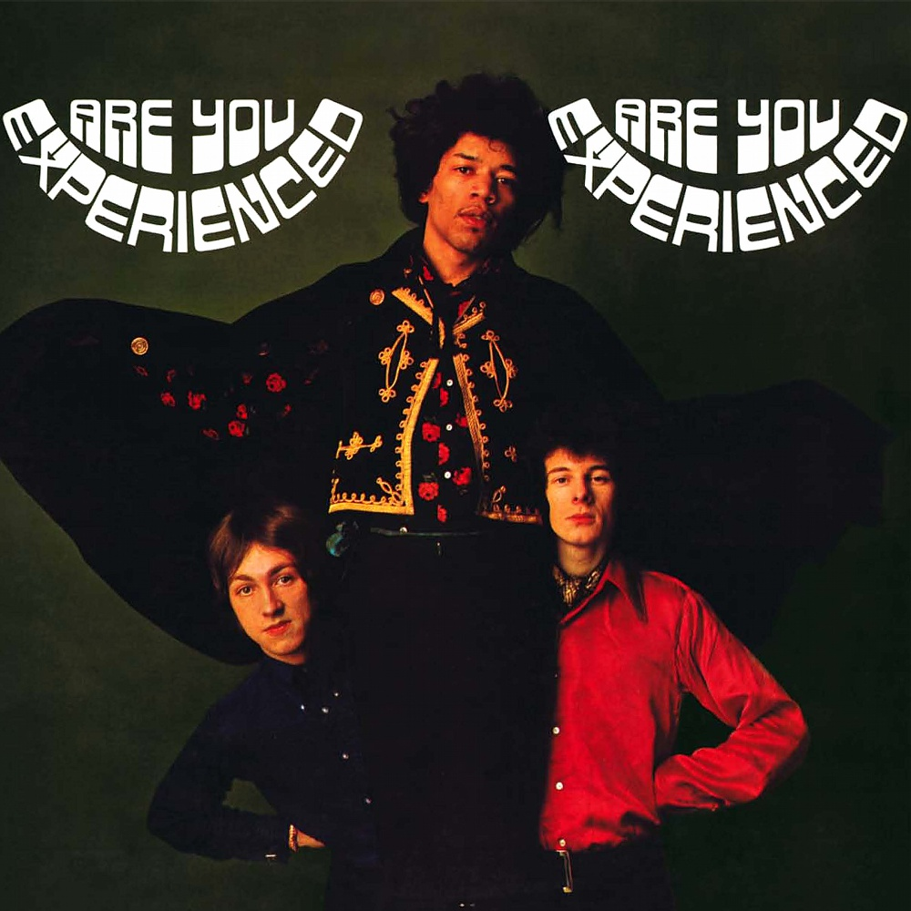 Hendrix Are You Experienced Cork Ireland Vinyl Record LP