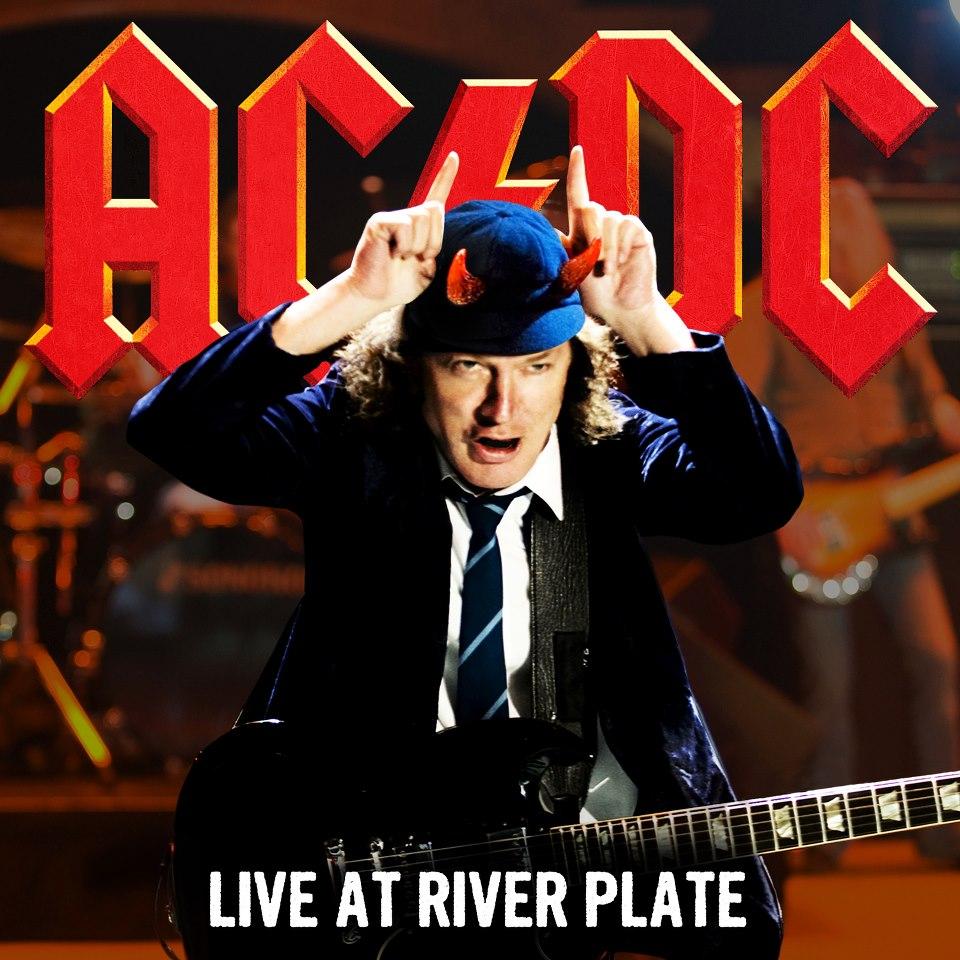 ACDC River Plate Cork Vinyl Record Shop LP