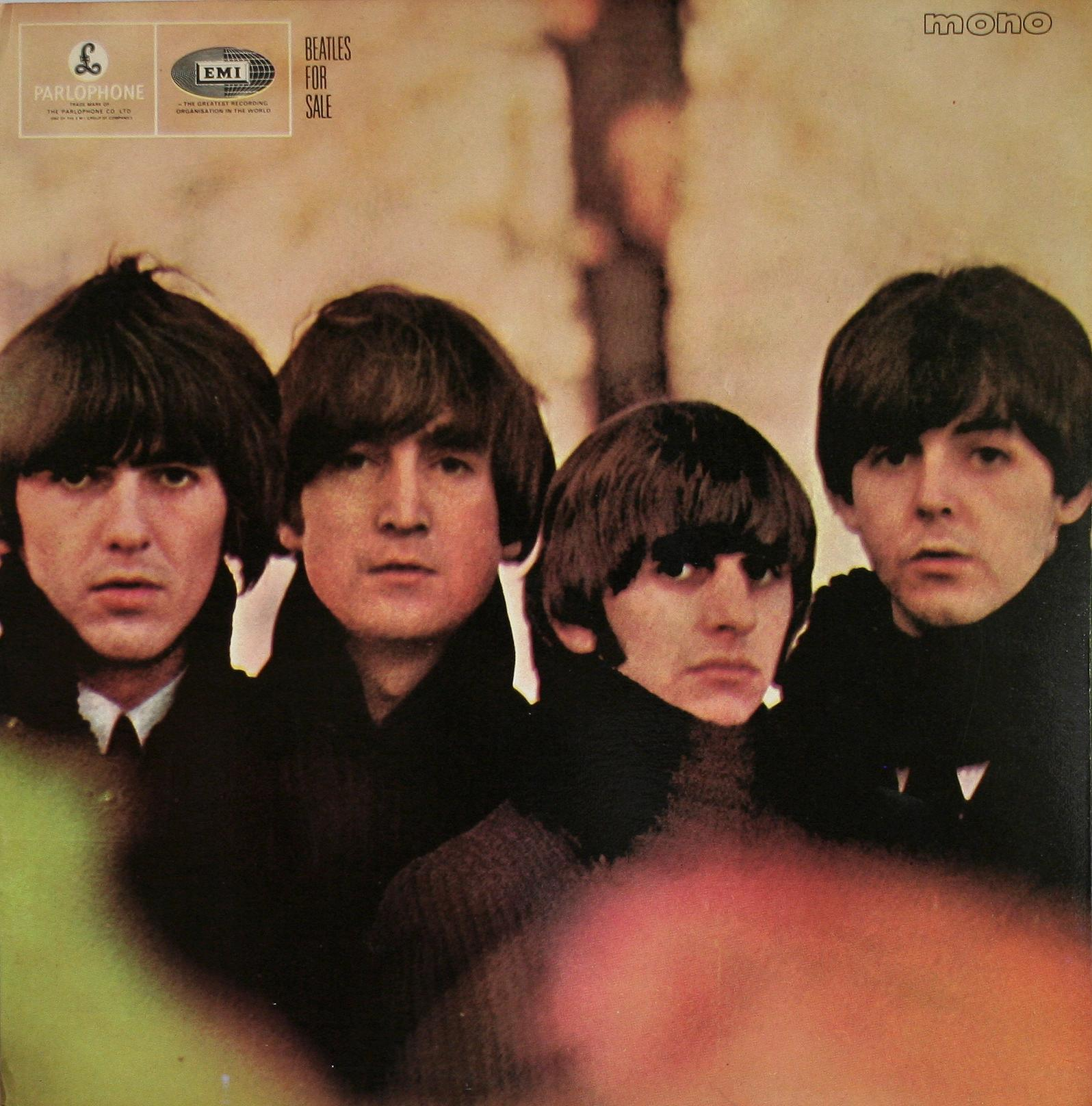 The Beatles – Beatles for Sale – Mono