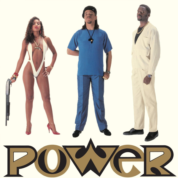 ICE T POWER LP