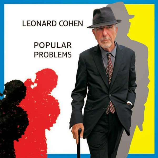 Leonard Cohen Popular Problems Musiczone Vinyl
