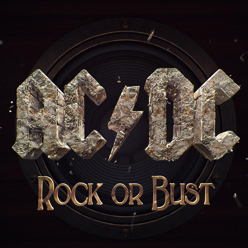 ACDC ROCK OR BUST CORK IRELAND VINYL RECORD SHOP