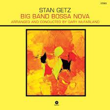Stan Getz – Big Band Bossa Nova