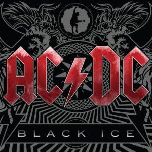 ACDC Black Ice Cork Ireland Vinyl Record LP