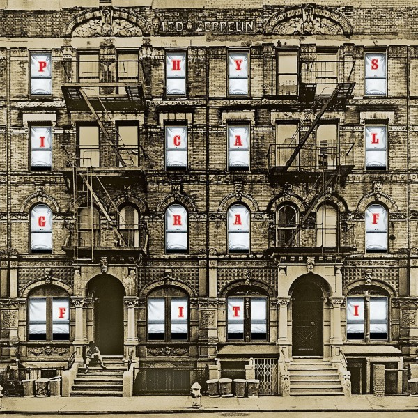 Led Zeppelin – Physical Graffiti