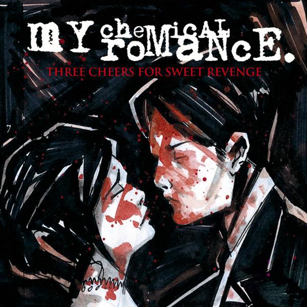 My Chemical Romance Cork Ireland Vinyl Record Music Zone