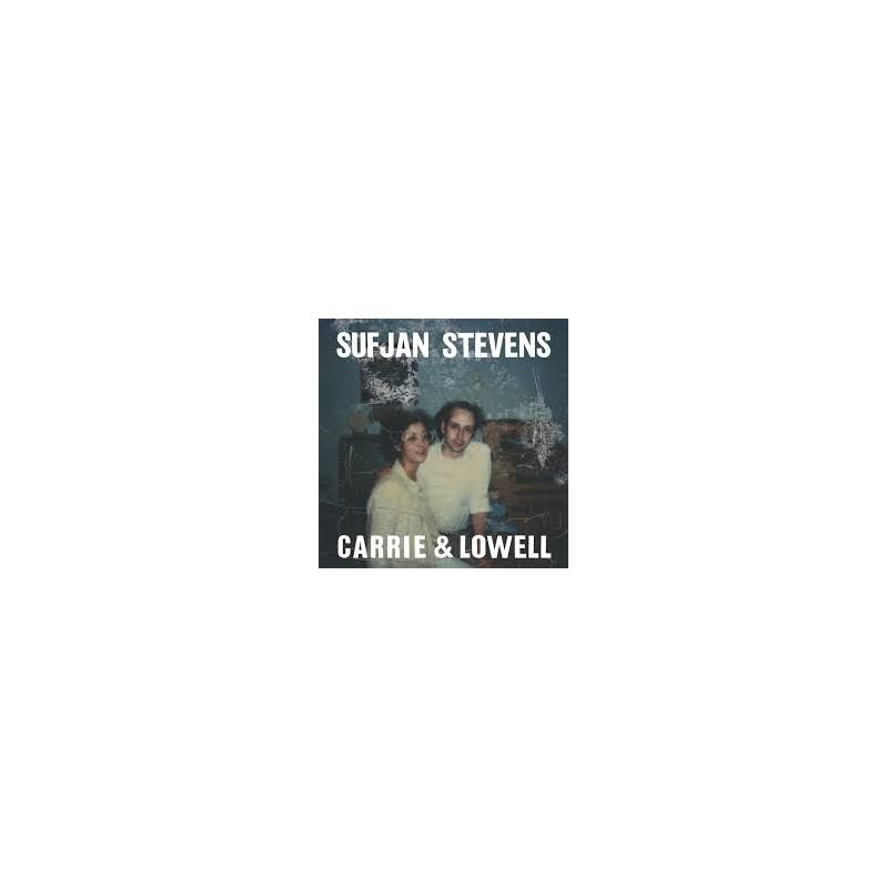 Sufjan Stevens – Carrie and Lowell   MusicZone   Vinyl ...