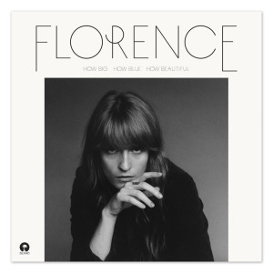 Florence and The Machine - How Big How Blue Vinyl Record - Music Zone, Cork, Ireland