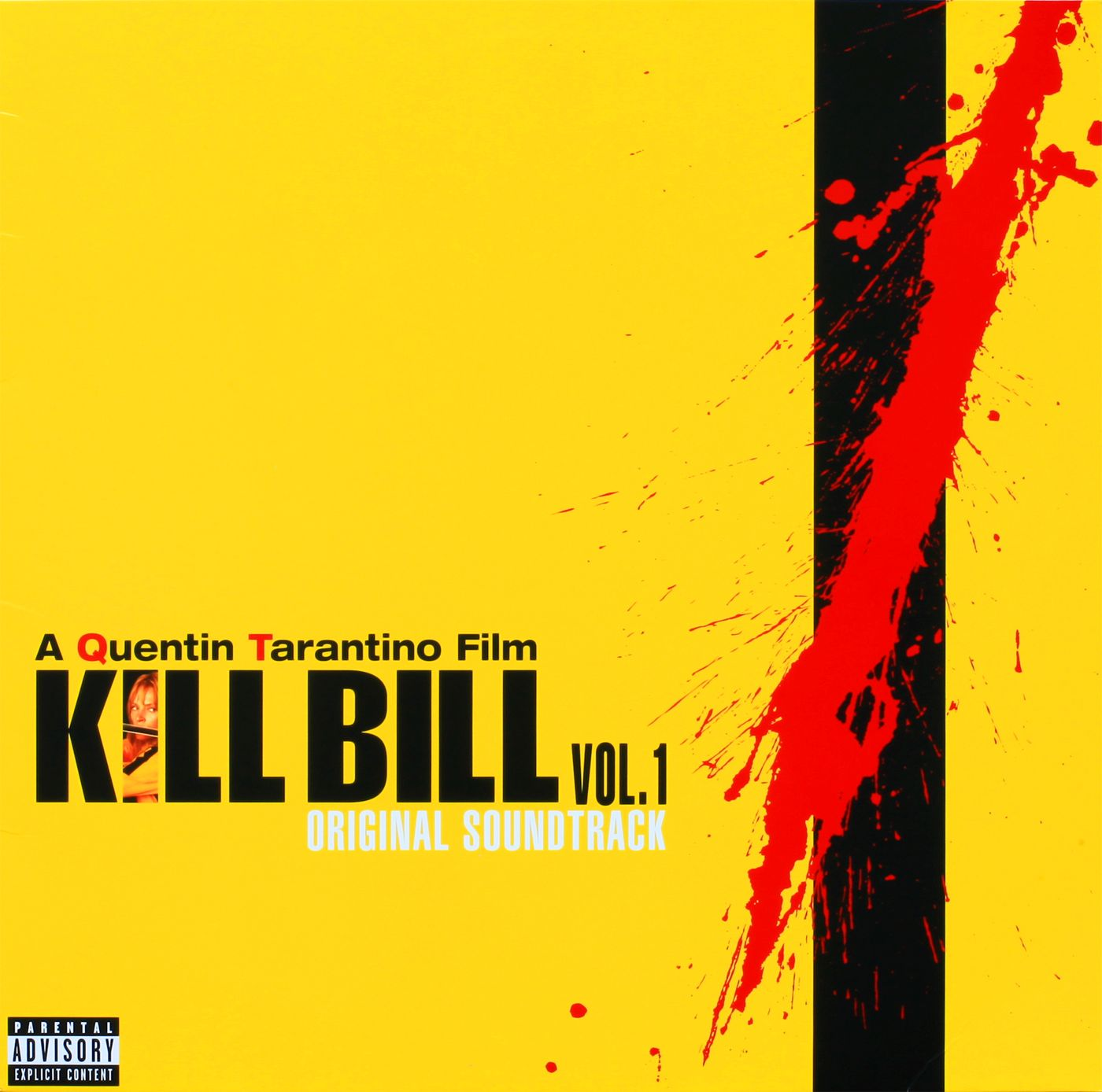 Kill Bill Vol. 1 – OST | MusicZone | Vinyl Records Cork ...