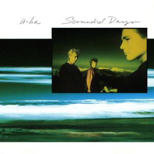 A-ha Scoundral Days Vinyl Record LP