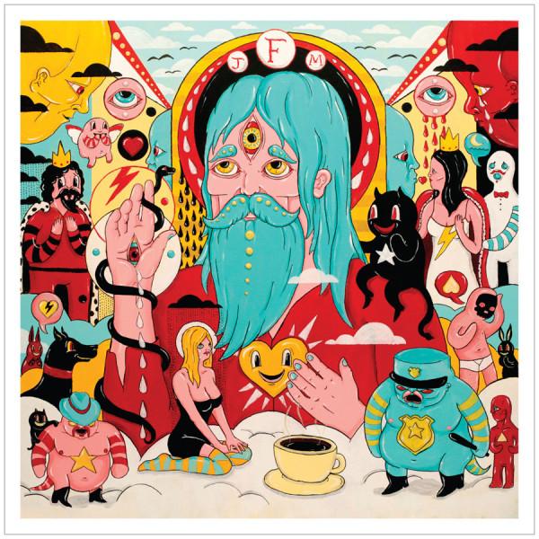 Father John Misty – Fear Fun Vinyl