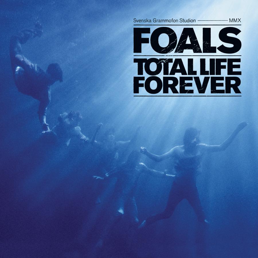 Foals Total Life Forever Vinyl Record LP