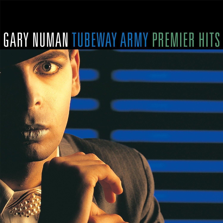Gary Numan Greatest Hits LP Vinyl Record