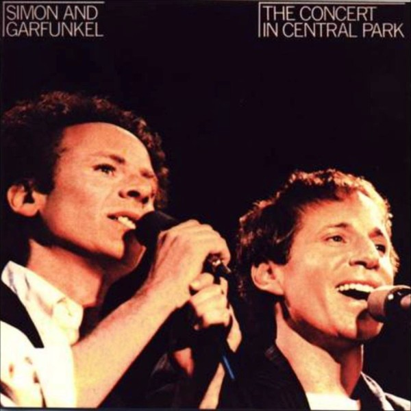Simon and Garfunkel – central park