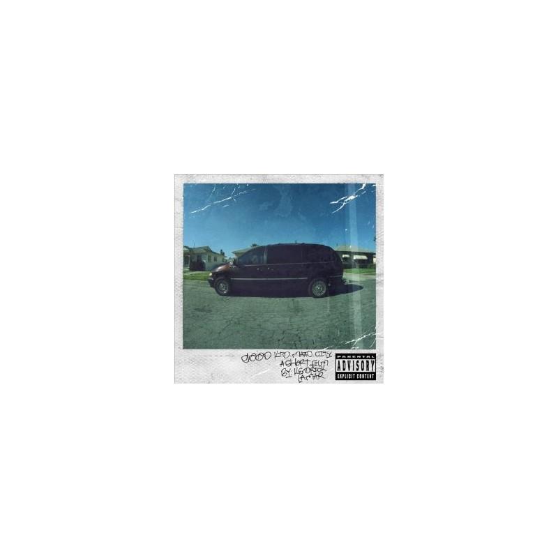 Kendrick Lamar - Good Kid Maad City