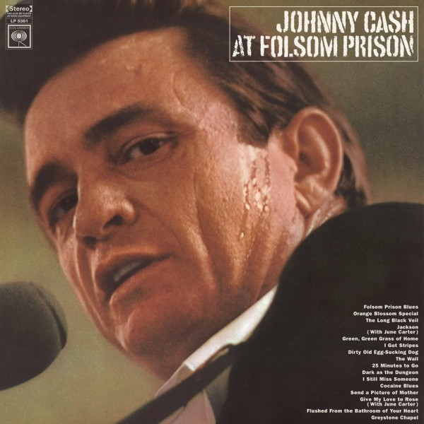 Johnny Cash – Folsom
