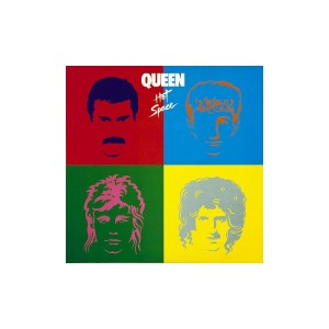 Queen – Hot Space Cork Ireland Vinyl Record Shop Records