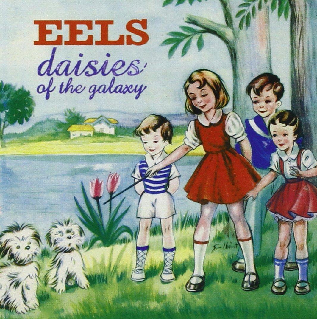 Eels - Daisies of the Galaxy Vinyl Record, Music Zone - Cork, Ireland