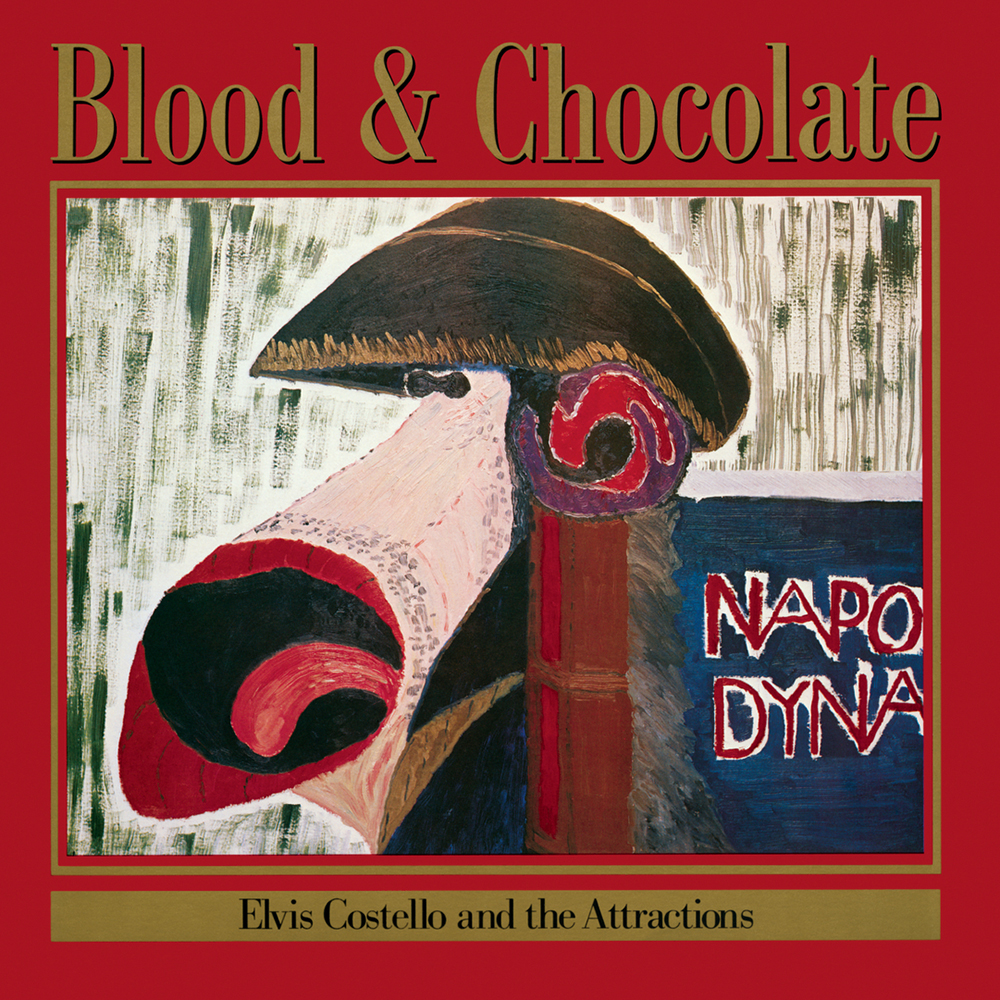 Elvis Costello And The Attraction Bloods And Chocolate