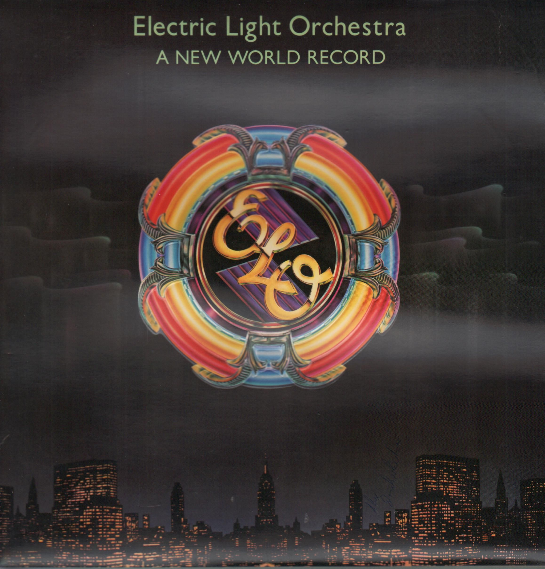 Electric Light Orchestra A New World Record Musiczone